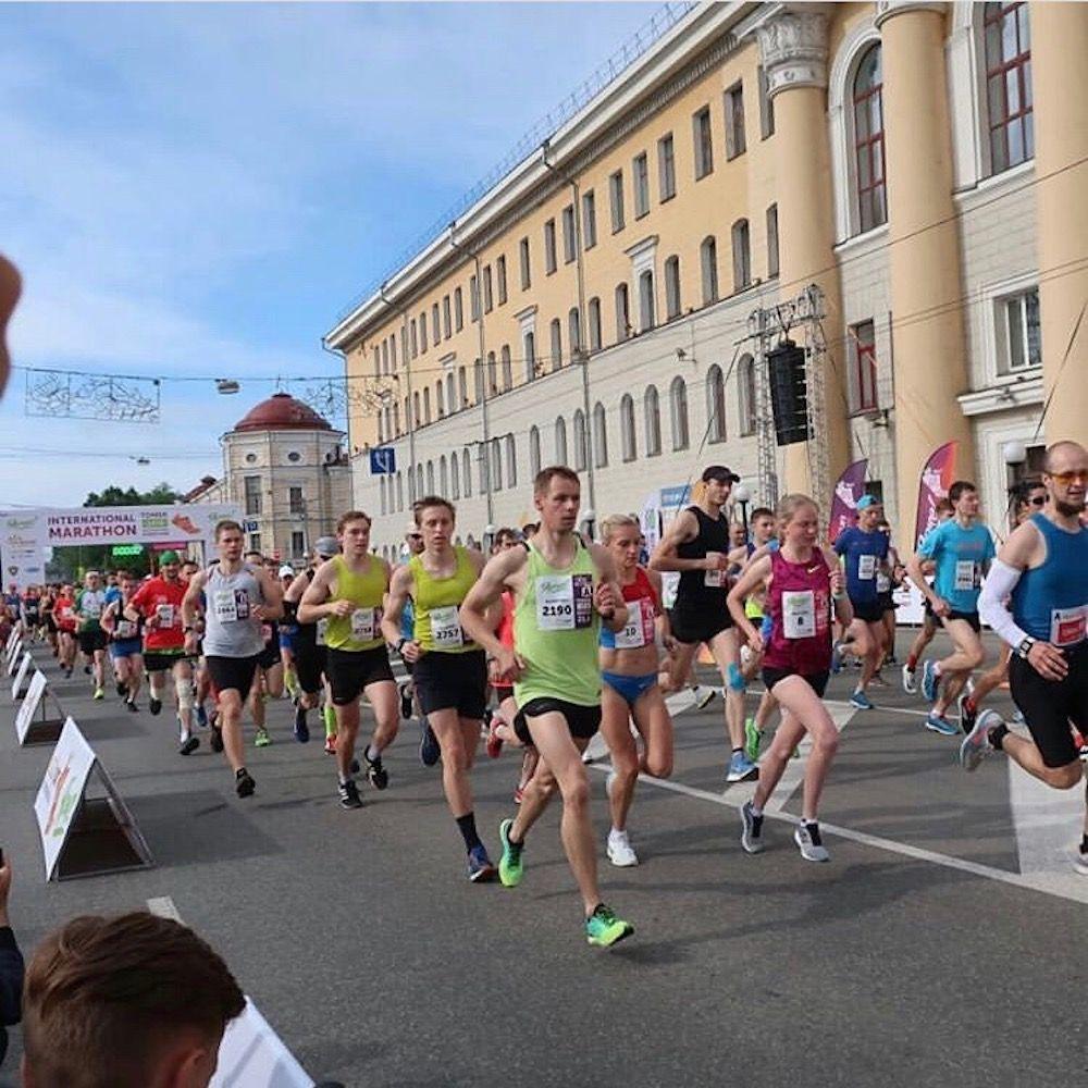 Команда ZSO приняла участие в марафоне